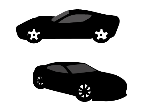 free car silhouette clip art - photo #47