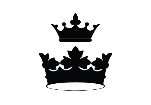 free vector clipart crown - photo #11