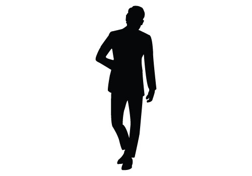 formal man silhouette vector free download man silhouette rh silhouettevectorstock com man silhouette vector download iron man silhouette vector