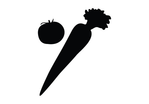 Vegetable Silhouette Stock Images, Royalty-Free Images ...