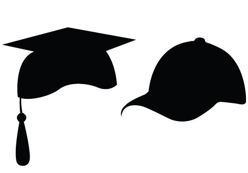 Hat Silhouette Vector Clipart